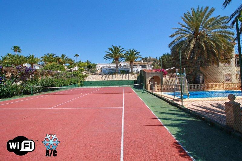 Tenis Janka - Image 1 - Calpe - rentals