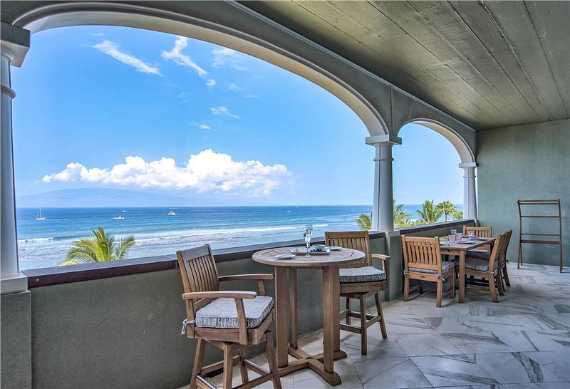 Lahaina Shores Penthouse #3 Ocean Front - Image 1 - Lahaina - rentals