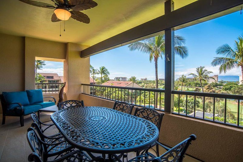 Kaanapali Royal #L301 Golf/Partial Ocean View - Image 1 - Lahaina - rentals