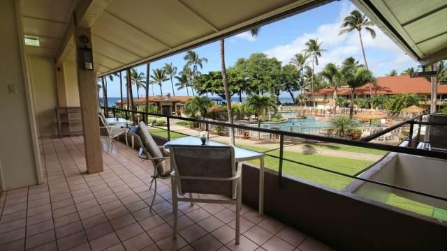 Maui Kaanapali Villas #E291 Ocean View - Image 1 - Lahaina - rentals