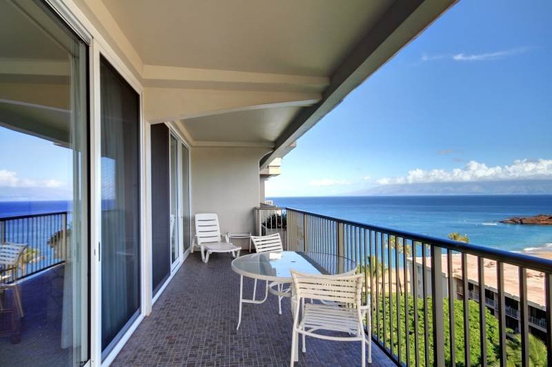 Whaler #1124 Ocean View - Image 1 - Lahaina - rentals