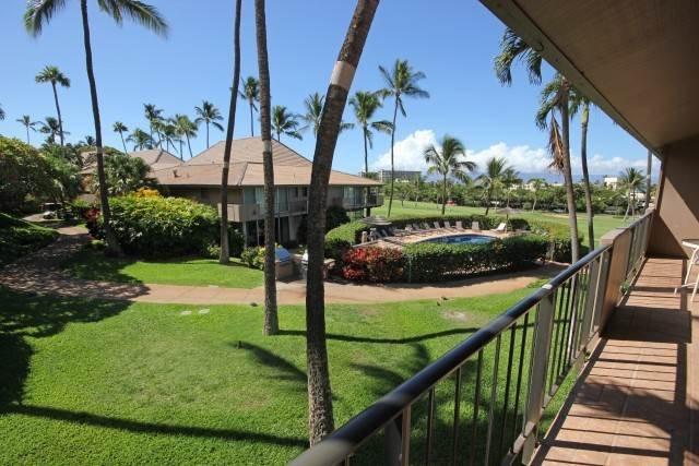 Maui Eldorado #C202 Garden View - Image 1 - Lahaina - rentals