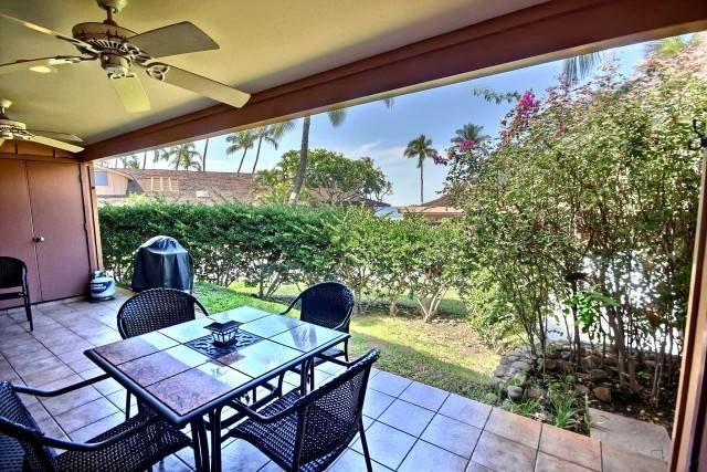 Puamana 100-4 Premium Garden View - Image 1 - Lahaina - rentals