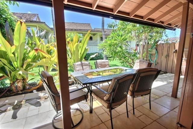 Puamana 139-3 Superior Garden View - Image 1 - Lahaina - rentals
