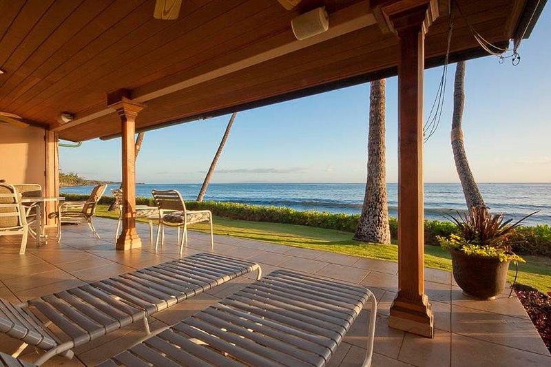 Puamana 31-1 Premium Ocean Front - Image 1 - Lahaina - rentals