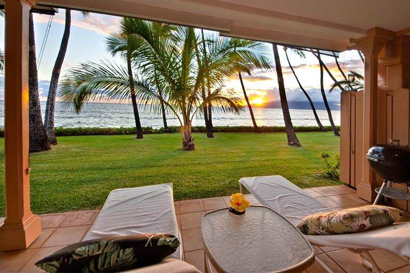 Puamana 43-4 Premium Ocean Front - Image 1 - Lahaina - rentals