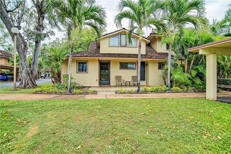 Puamana 87-1 Superior Garden View - Image 1 - Lahaina - rentals