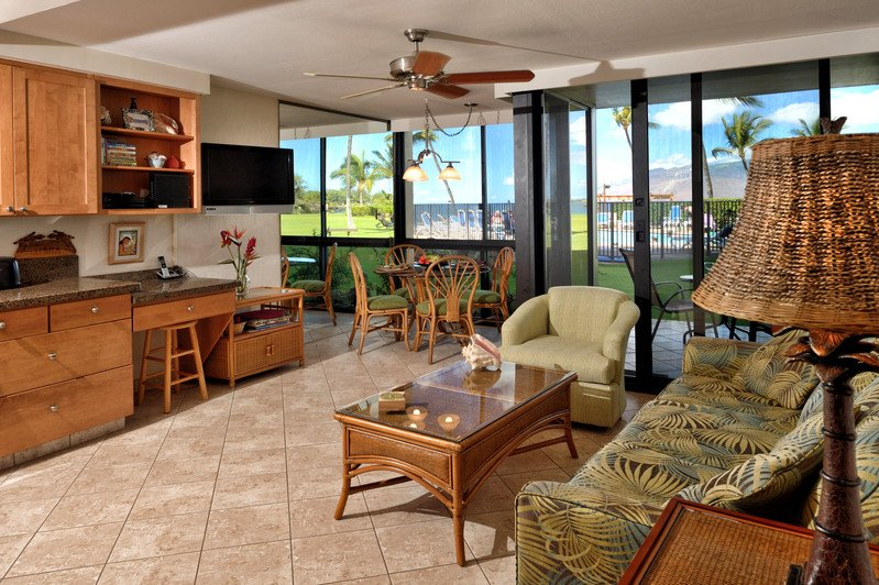 Kihei Surfside 106 - Kihei Surfside 106 - Oceanfront Condo w/Pool, BBQs, Full Kitchen, Wifi - Kihei - rentals