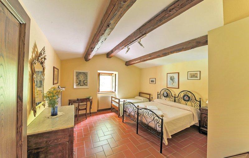 Tuscany Farmhouse with a Private Pool - Casa Antonio - Image 1 - Subbiano - rentals