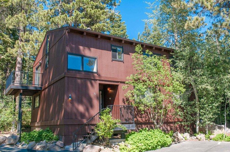 Grossman - SFL #76 - Image 1 - Tahoe City - rentals