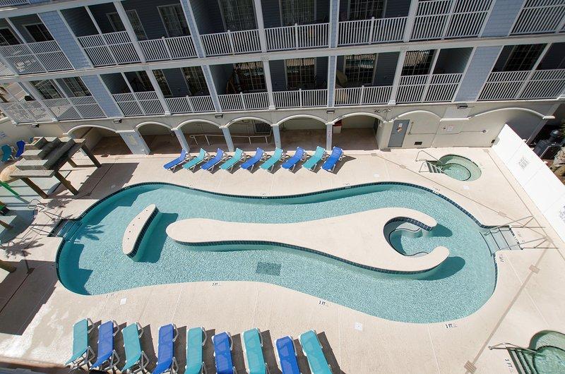 Myrtle Beach Villas 304 A - Image 1 - Myrtle Beach - rentals