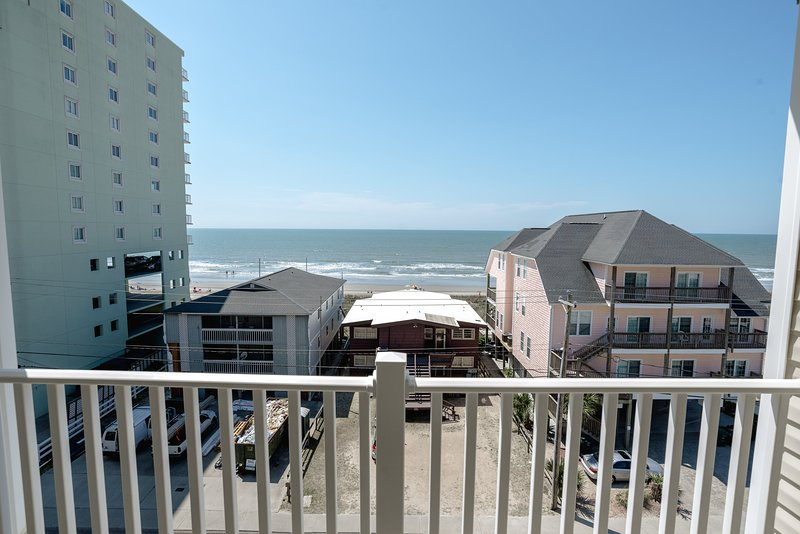 Cherry Grove Villas - 403 - Image 1 - North Myrtle Beach - rentals