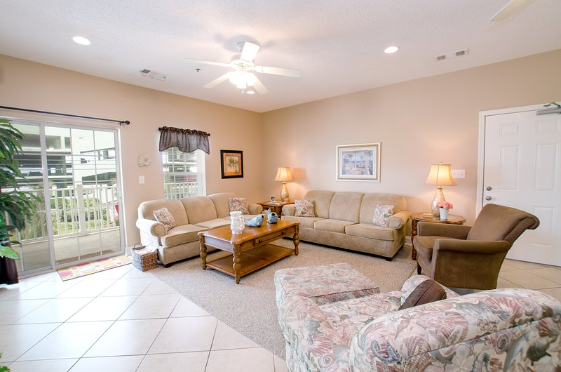 Cherry Grove Villas - 211 - Image 1 - North Myrtle Beach - rentals