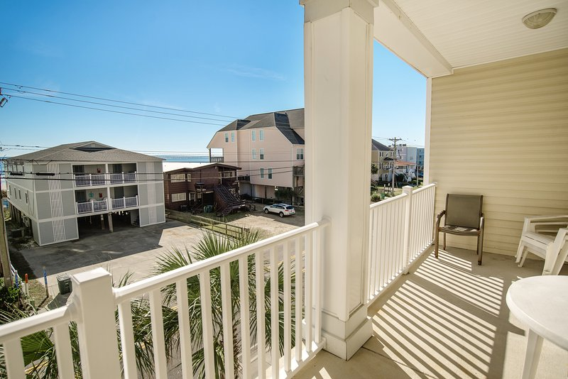 Cherry Grove Villas - 206 - Image 1 - North Myrtle Beach - rentals