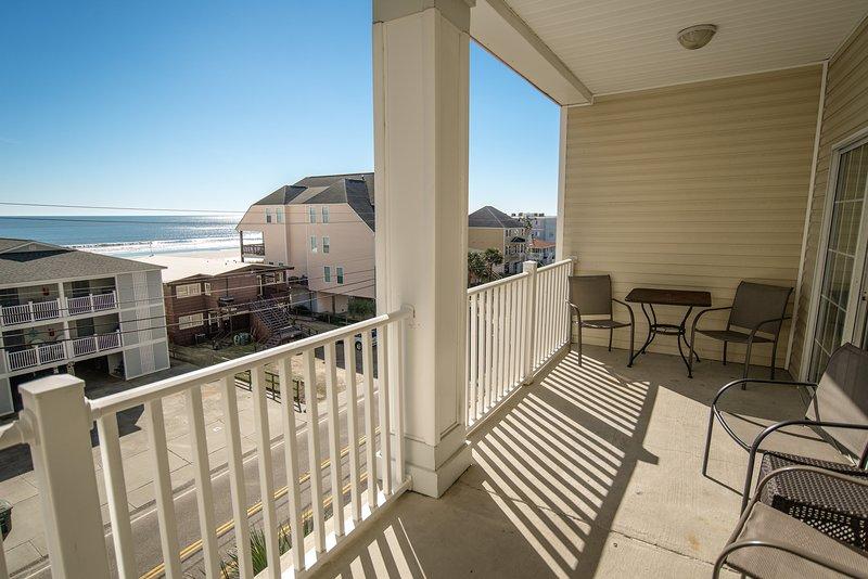 Cherry Grove Villas - 406 - Image 1 - North Myrtle Beach - rentals