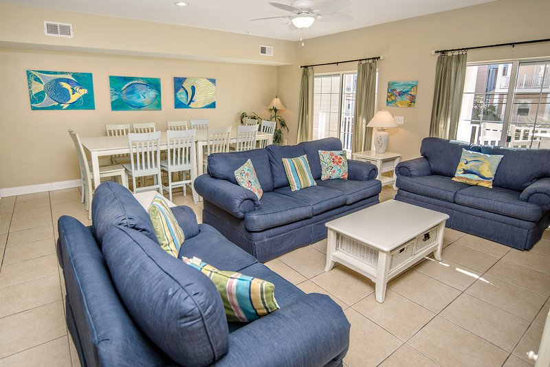 Coconut Grove - 204 - Image 1 - North Myrtle Beach - rentals
