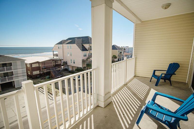 Cherry Grove Villas - 405 - Image 1 - North Myrtle Beach - rentals