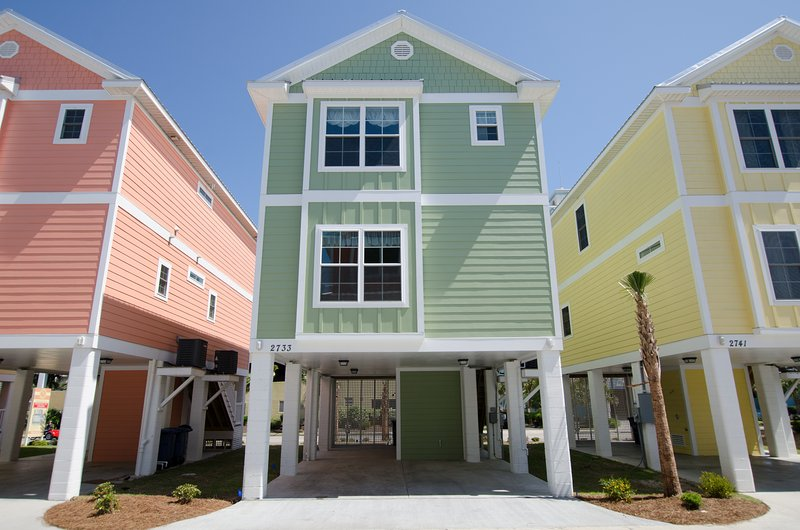 South Beach Cottages - 2733 - Image 1 - Myrtle Beach - rentals