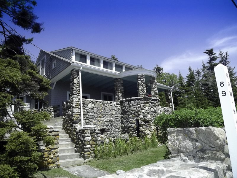CAMP 34 | OCEAN POINT | EAST BOOTHBAY | HISTORICAL | MAINE COTTAGE | RETREAT - Image 1 - Boothbay - rentals