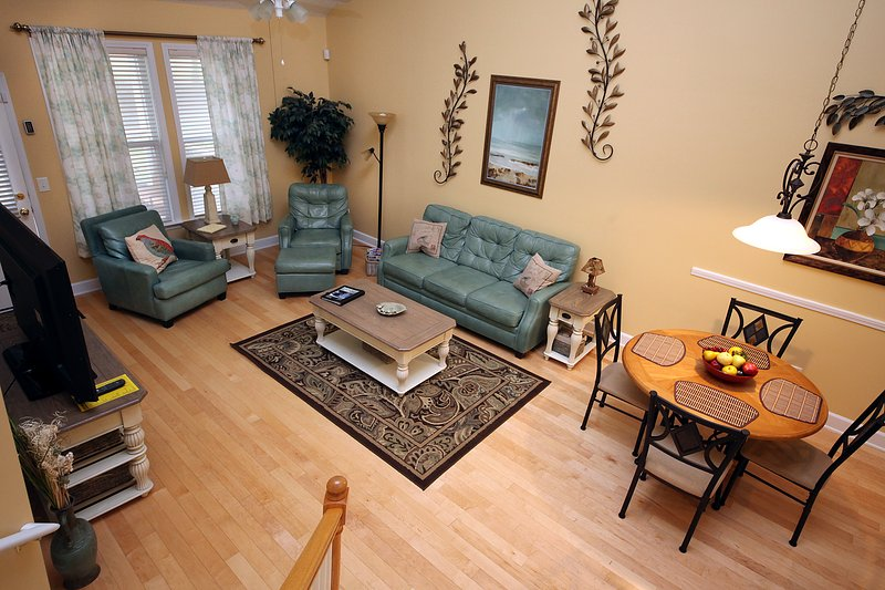 Enjoy over 1700 sq feet of space in this 3 bedroom / 3.5 bath townhome - Stunning! Barefoot Resort Beach or Golf Vacation - North Myrtle Beach - rentals