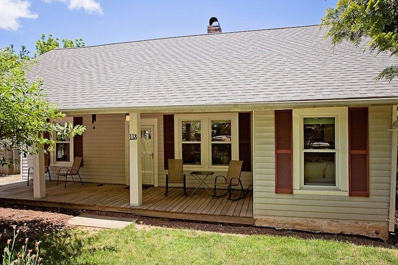 Cozy Cottage - Image 1 - Asheville - rentals