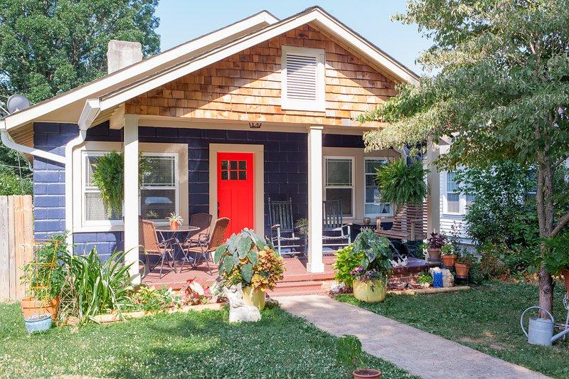 Hilltop Haven - Image 1 - Asheville - rentals