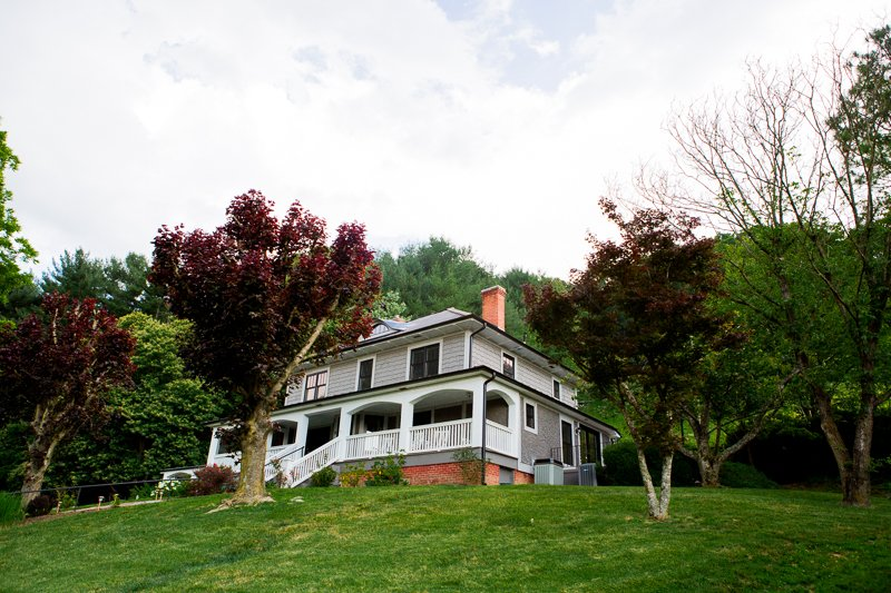 Cane Creek Farmhouse - Image 1 - Fletcher - rentals