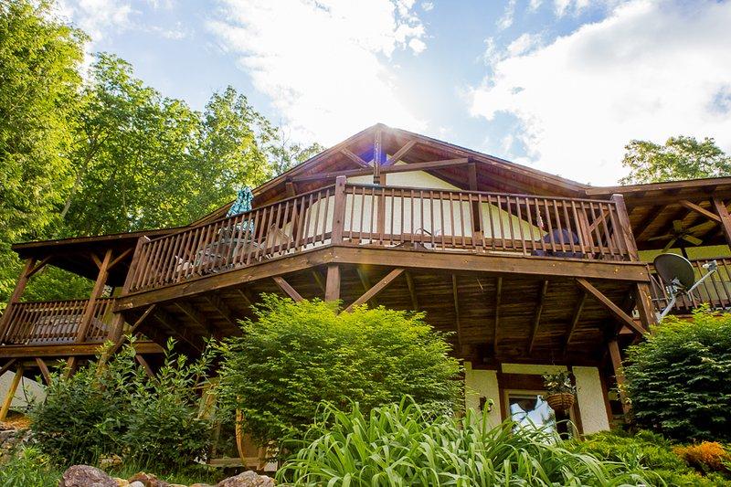 Cottonwood Mountain - Image 1 - Waynesville - rentals