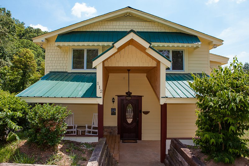 Cove Cottage - Image 1 - Asheville - rentals