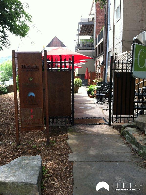 Loft 201 - Image 1 - Asheville - rentals