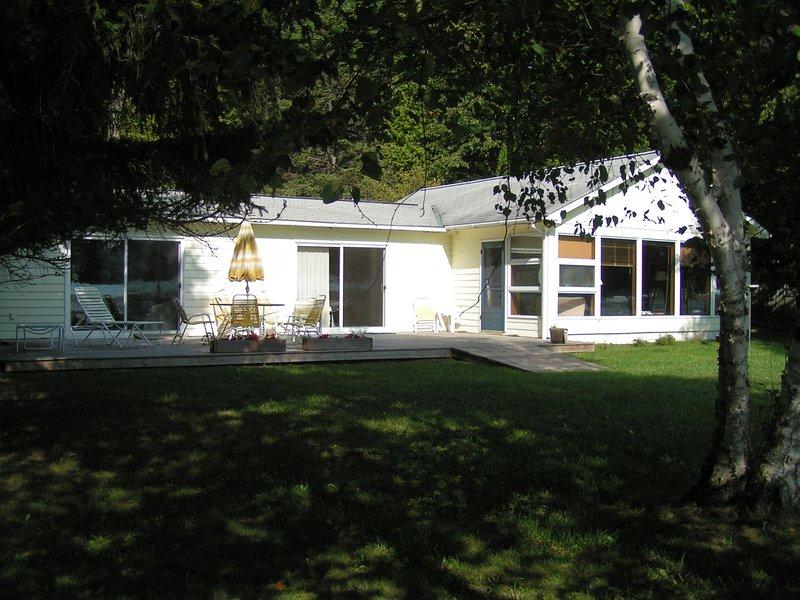 Main house - Aardvark Cottages - Empire - rentals
