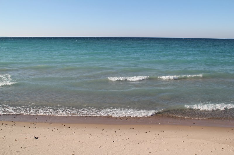 Amazing Lake MI beach - Over The Edge - Northport - rentals