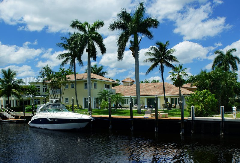 Available for Christmas! 10 BR House on Las Olas Isle. - Image 1 - Fort Lauderdale - rentals