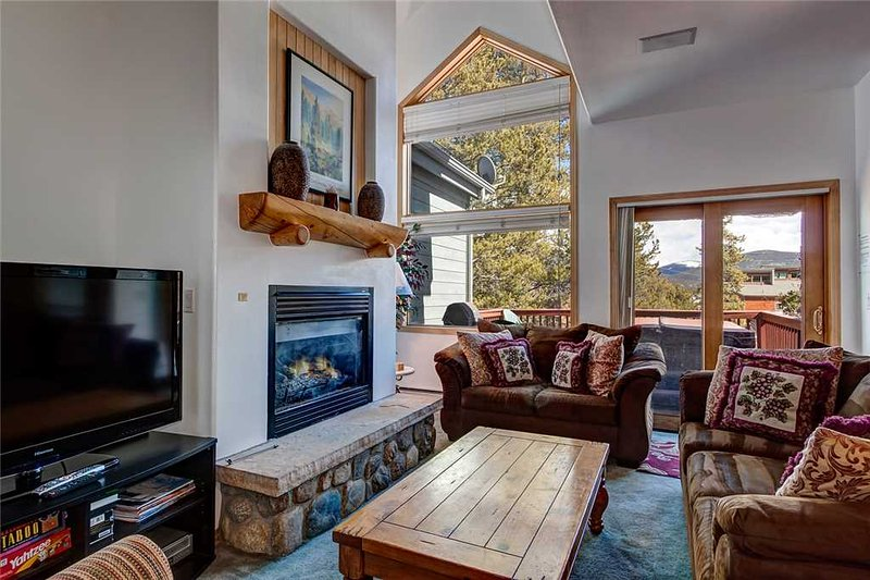 The Pines 115 - Image 1 - Breckenridge - rentals