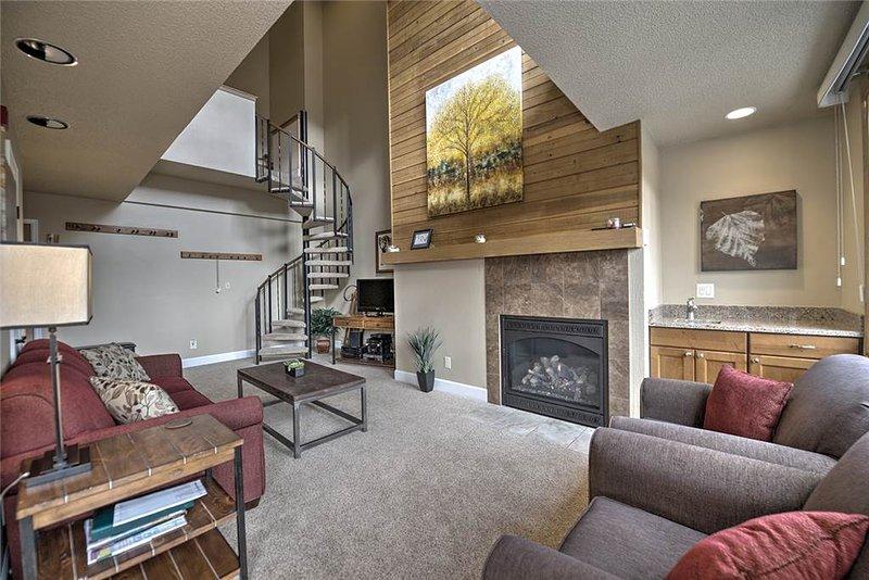 Ski Hill Condo 31 - Image 1 - Breckenridge - rentals