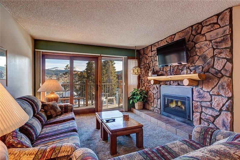 Sawmill Creek Condo 207 - Image 1 - Breckenridge - rentals