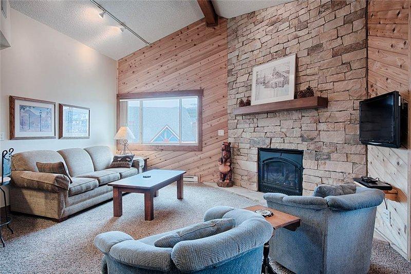 Sawmill Creek Condo 408 - Image 1 - Breckenridge - rentals