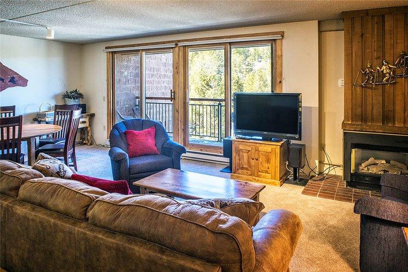 Trails End 501 - Image 1 - Breckenridge - rentals