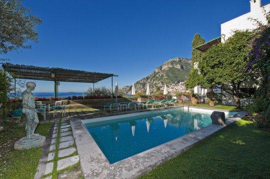 VILLA SOLE DI POSITANO - AMALFI COAST - Positano - Image 1 - Positano - rentals