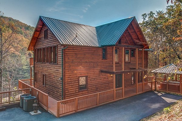 Rocky Top Lodge - ROCKY TOP LODGE - Sevierville - rentals