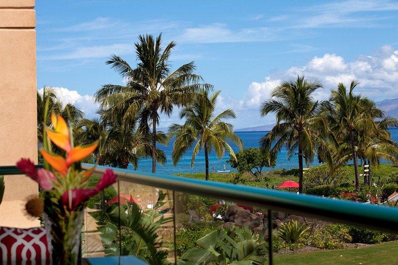 Maui Resort Realty: Honua Kai Hokulani 248 – 2 BR w/ Fantastic Partial Ocean & Mountain Views! - Image 1 - Lahaina - rentals