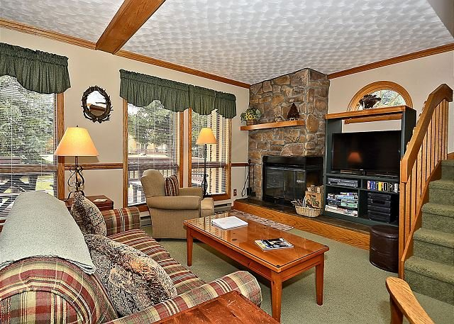 Rustic Deer Retreat- 3 bedroom condominium located in scenic Canaan Valley,WV - Image 1 - Davis - rentals