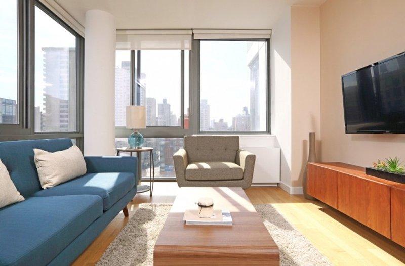 Bright and Beautiful 2 Bedroom, 2 Bathroom New York Apartment - Image 1 - New York City - rentals