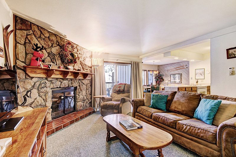 Park Place 104B - Walk to Lifts/Walk to Town - Image 1 - Breckenridge - rentals