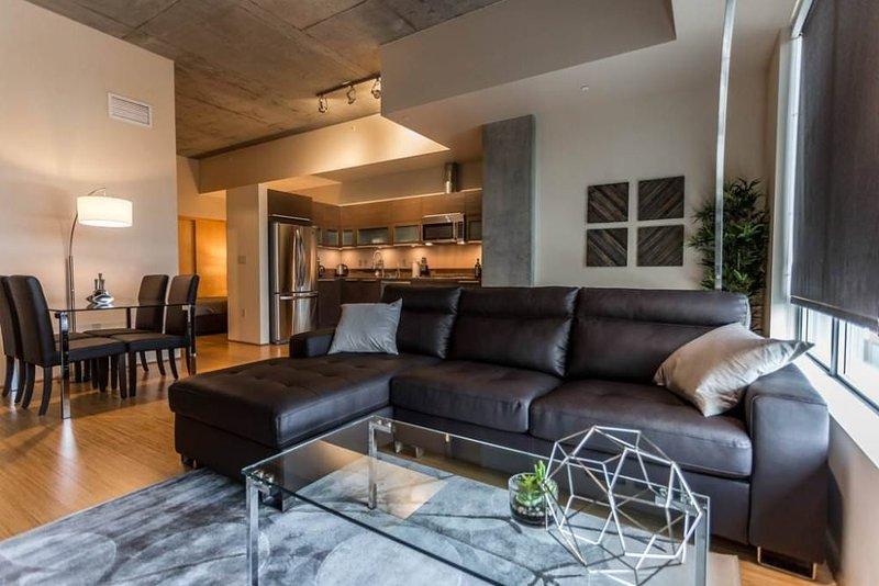 Modern Downtown 1BD. 100 WS 2 - Image 1 - Seattle - rentals