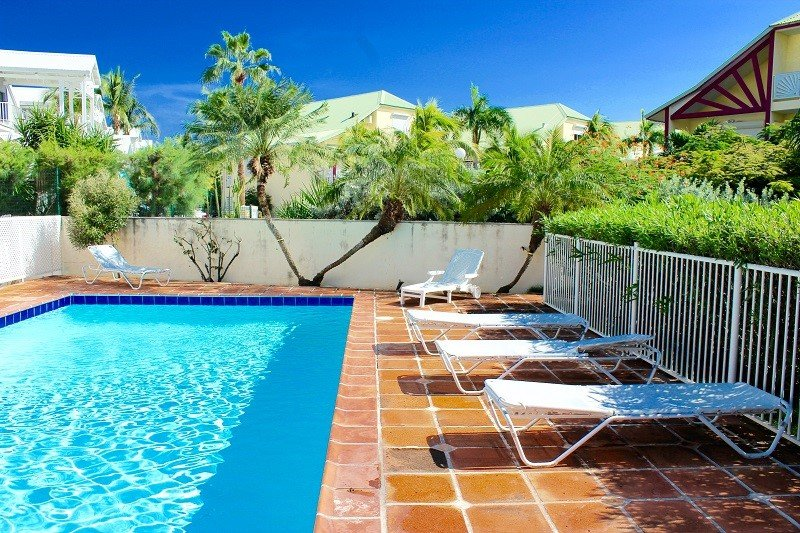 ORIENT BREEZE... charming, affordable and just steps from the beautiful white - Image 1 - Saint Martin-Sint Maarten - rentals