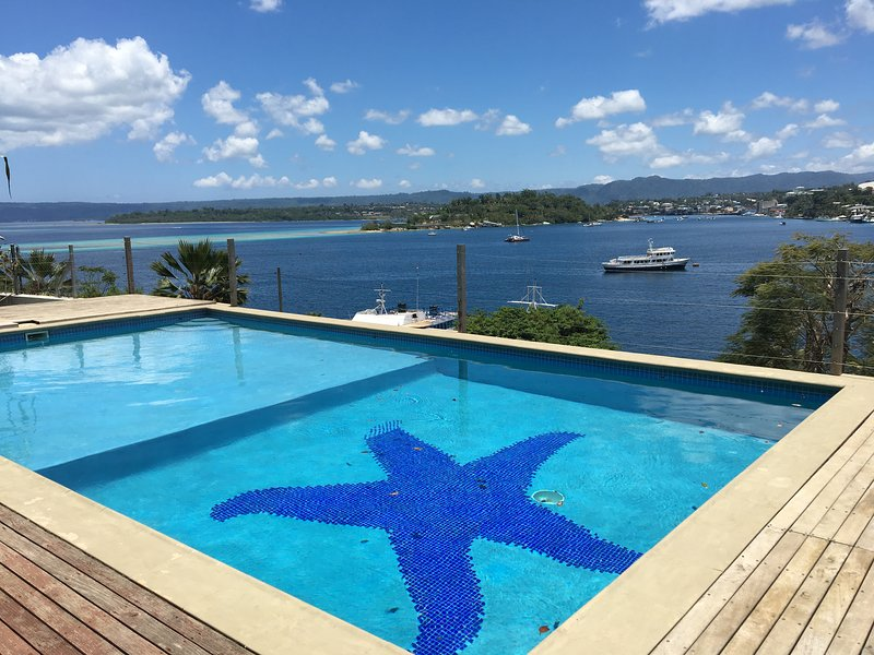 4 bedroom house with magical views of ocean - Image 1 - Port Vila - rentals