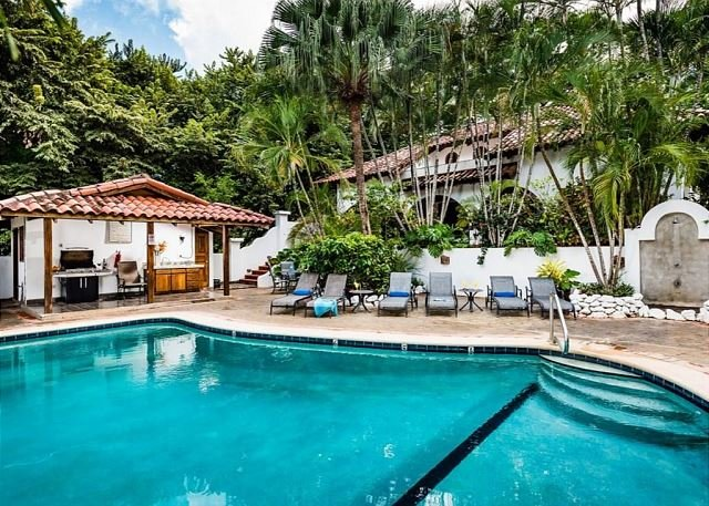Just Steps to Sand & Surf - 3 BR House in Garden Estate - Pool, Private Patio - Image 1 - Tamarindo - rentals