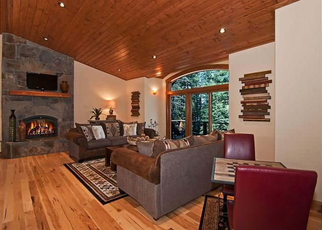 Rooney Ridge - Gorgeous 4 BR Luxury Home with Tree Filtered Lake View - Image 1 - Carnelian Bay - rentals