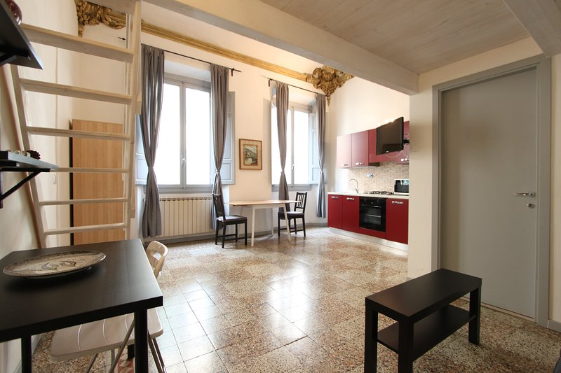Lucy central 3 - Image 1 - Florence - rentals